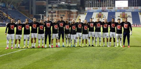 Kasımpaşa-Fenerbahçe maçından kareler