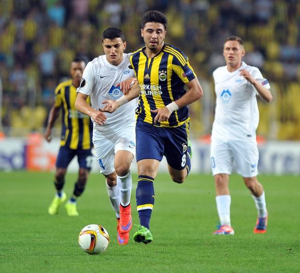 Fenerbahçe Molde'ye 3-1 yenildi