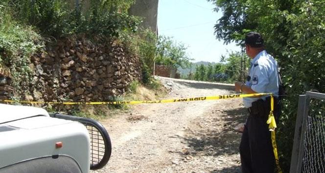 Boğazı kesilmiş ve yakılmış bir kadın cesedi bulundudiyarbakır,kadın cinayeti