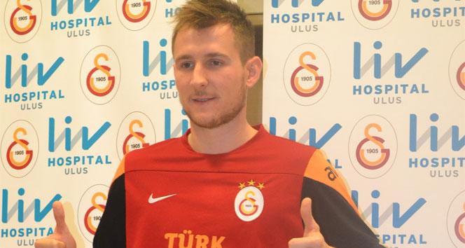 Galatasaray'a Hajrovic müjdesigalatasaray,Hajrovıic