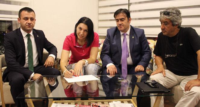 Kastamonu Belediyespor, ilk yabancı transferini yaptı.