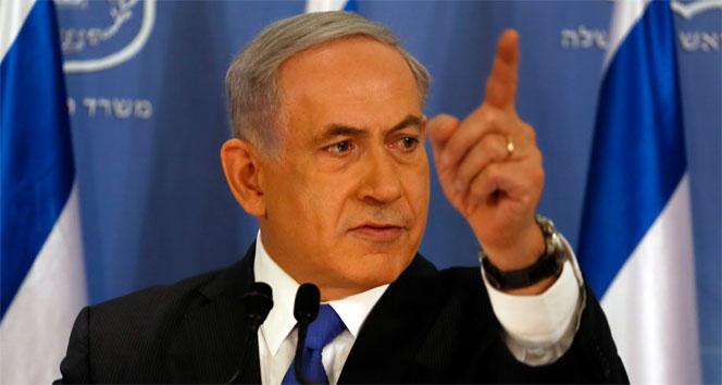 Netanyahu: 'İran ile yapılan anlaşma savaş getirir'iran,Netanyahu,savaş