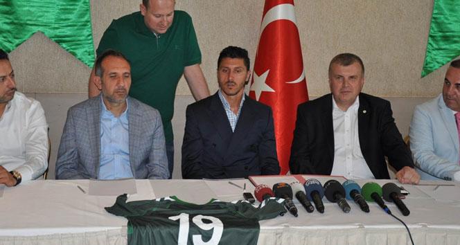 Torku Konyaspor Marica ile imzaladı