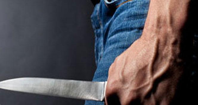 Eşini 20 yerinden bıçaklayarak öldürdübıçaklama,cinayet