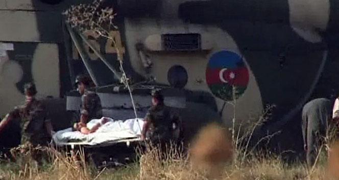 Azerbaycan'da şehit asker sayısı 13'e ulaştı