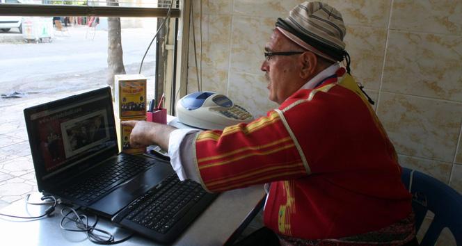 Şerbetçilik mesleğini teknoloji yoluyla yaşatıyor