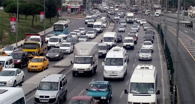 Gurbetçilerin bayram trafiği başladıgurbetçiler,Ramazan Bayramı,trafik