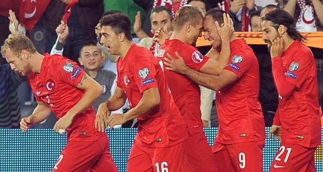 A Milli Takım kadrosu açıklandıA Milli Takım,aday kadro,EURO 2016