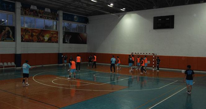 Erzurumda hentbol heyecanı başlıyor