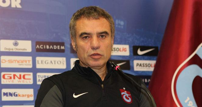 Ersun Yanal, görevinden istifa ettiErsun Yanal,istifa,teknik direktör,Trabzonspor