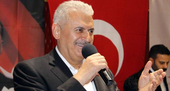 İzmir'de Binali Yıldırım sürprizi!ak parti,Binali Yıldırım