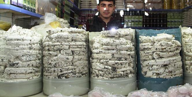 Otlu peynir satışında durgunluk