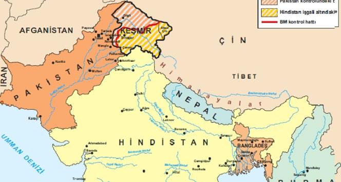 Hindistan ve Pakistan sınırında çatışma:2 ölüçatışma,Hindistan,Pakistan
