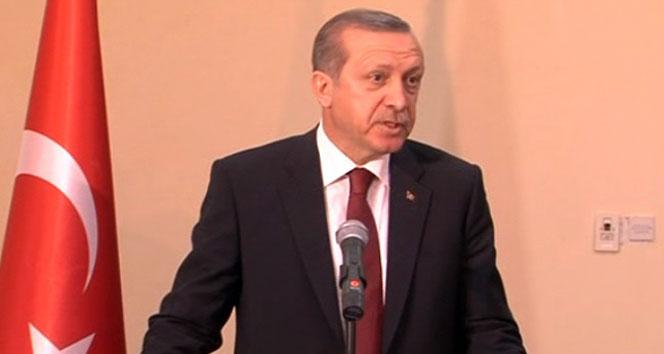Erdoğan'dan terörle mücadele vurgusu