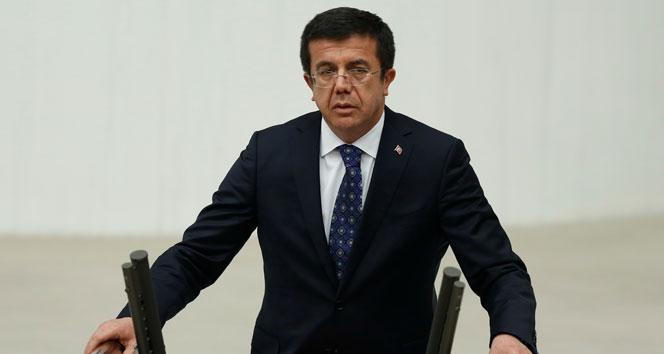 Nihat Zeybekci: 'Ek vergi geliyor'