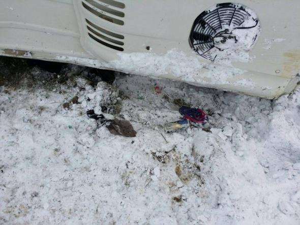İlkokul öğrencilerini taşıyan araç şarampole yuvarlandı: 1 ölü, 13 yaralı!