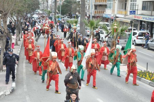 475 yıldır kutlanan Mesir Macunu Festivali başladı
