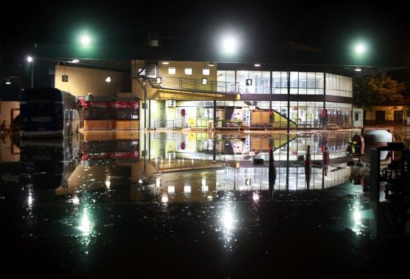 Şili'yi sel vurdu: 2 ölü, 24 kayıp