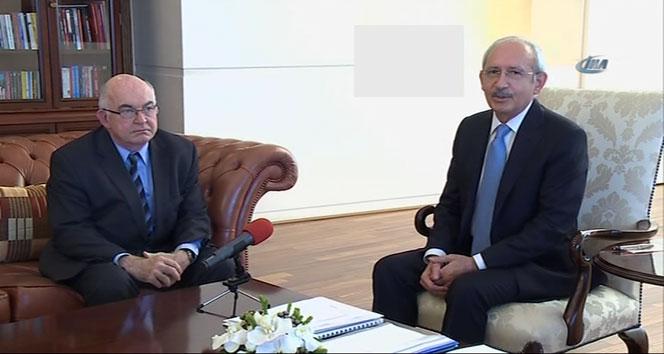 Chp Kemal Derviş Kemal Derviş 'milletvekili