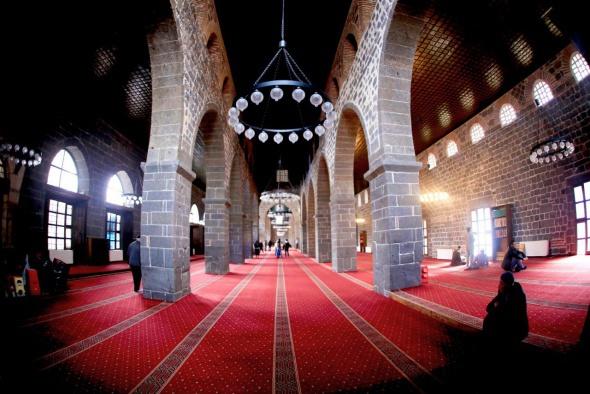 Diyarbakır Ulu Camii'nin bilinmeyen yönleri