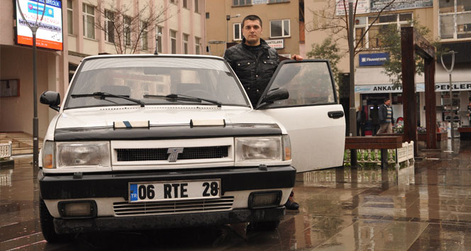 RTE plakalı 94 model arabaya 200 bin lira istiyoraraba,Giresun