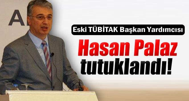 Hasan Palaz tutuklandı