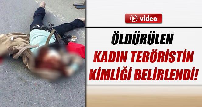 O terörist Elif Sultan Kalsen