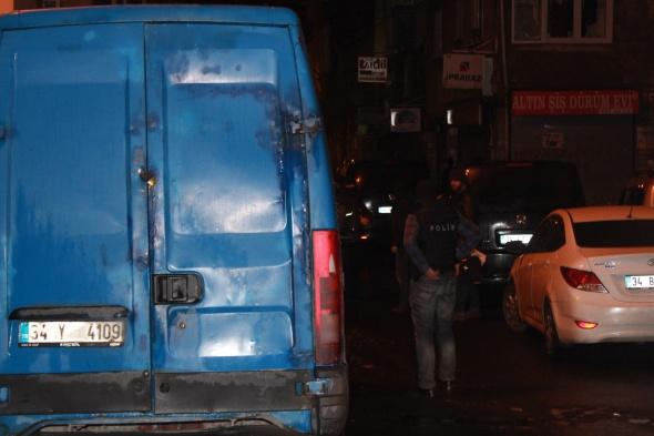 İstanbul, Okmeydanı'nda DHKP-C'ye şafak operasyonu!