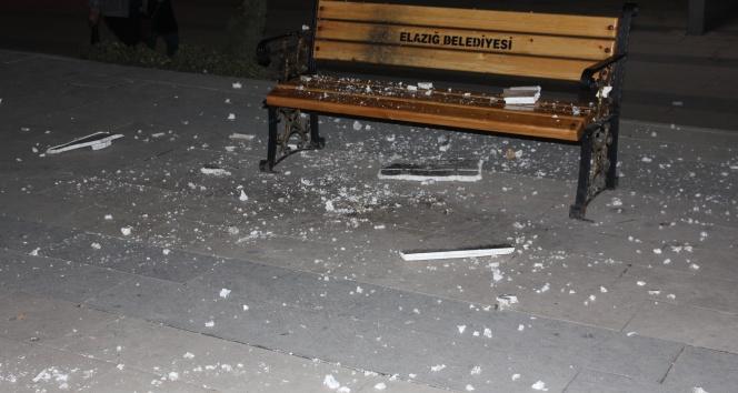 Elazığ'da bomba paniği!bomba,elazığ