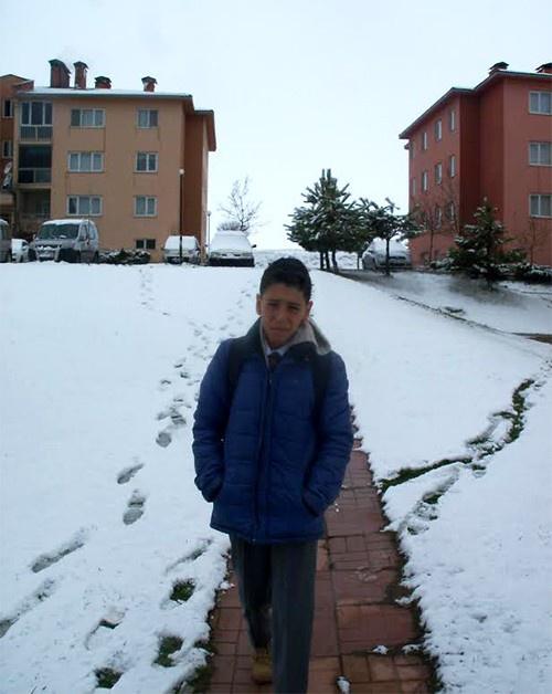 Baharı beklerken kar geldi