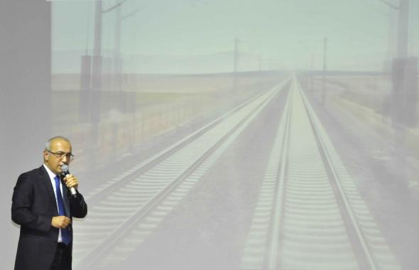 Yerli yüksek milli hızlı trenin tasarımı tamamlandı