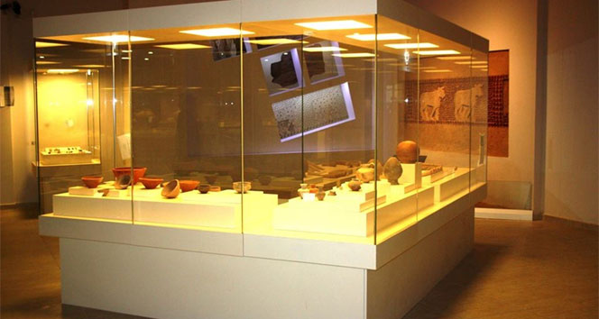 Türkiye'nin en büyük müzesinde sona gelindişanlıurfa müzesi