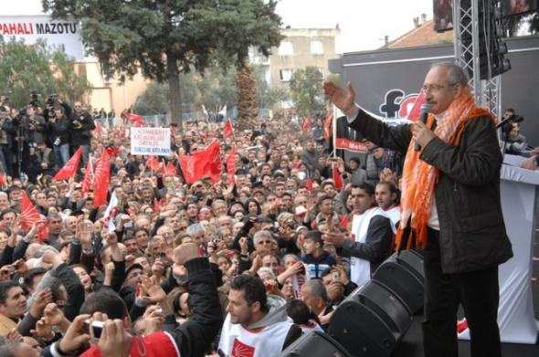 CHP'liler de Kılıçdaroğlu'nun vaatlerini samimi bulmadı