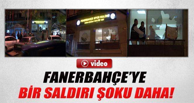 Fenerbahçe şubesine bıçaklı satırlı saldırı