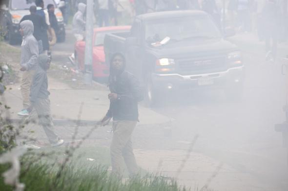 Baltimore'da olağanüstü hal ilan edildi