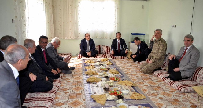 Dün Vali'yi konuk etti bugün yol ortasında öldürüldümuhtarın sır ölümü,Mustafa Turhan,Siirt