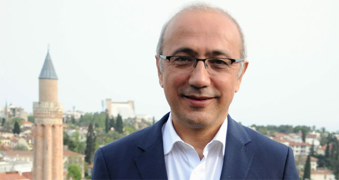 Lütfi Elvan: 'Türkiye'nin her yerine hızlı trenle gidilecek'Lütfi Kırdar,yüksek hızlı tren