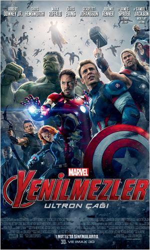 Sinemalarda bu hafta 1 Mayıs 2015 vizyona giren filmler