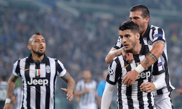 Juventus evinden güldü!