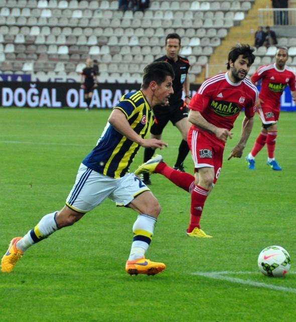 Fenerbahçe'den muhteşem zafer