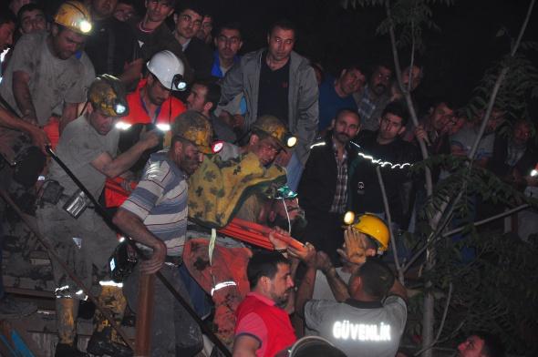 301 şehit madencimizi rahmetle anıyoruz