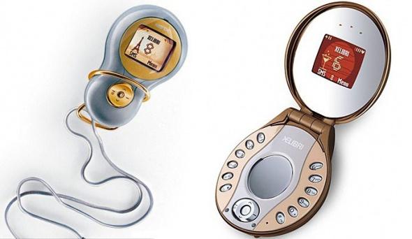 İşte tüm zamanların en kötü tasarıma sahip 10 telefonu