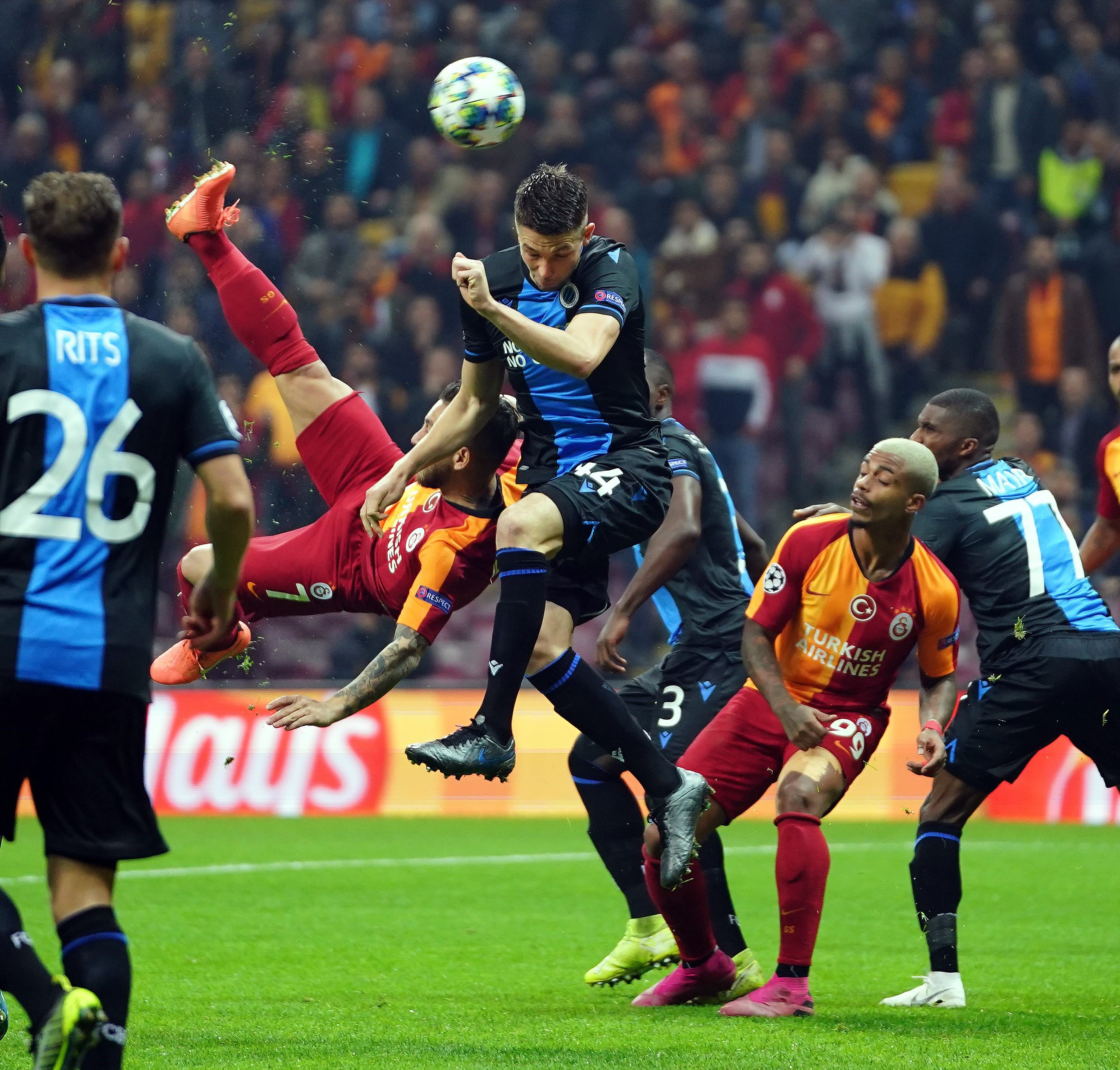 Brugge Galatasaray